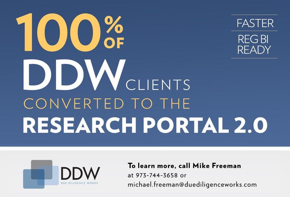 DDW Portal Conversion V1